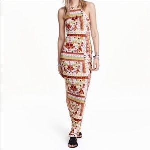 🆕H&M + Coachella Maxi Dress, Size 2